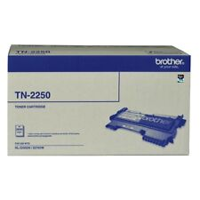 Brother Genuine TN-2250 Toner For FAX 2840 HL2250DN MFC7240 7860DW 2.6K Pages