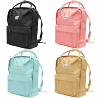 New Womens Tokyo Laundry Branded Claremont Classic Canvas Backpack One Size