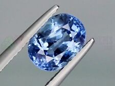 Beautiful Ceylon Blue Sapphire Oval 9x7mm 2.66ct Loose Natural Gemstone SriLanka