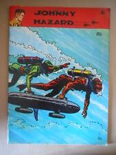 JOHNNY HAZARD - Fascicolo n°6 1976 Ennio Ciscato editore [P11]