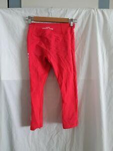 LORNA JANE pink capri leggings Size XS