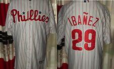 "Philadelphia Phillies - IBANEZ #29 Majestic MLB Baseball 52"" Shirt Jersey Trikot"