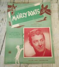 Mairzy Doats and Dozy Doats 1943 Milton Drake Al Hoffman Jerry Livingston
