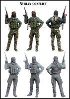 1/35 Scale Resin Figure Model Kit Extremist EM-35015