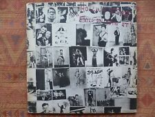 ROLLING STONES - Exile On Main Street ( LP - UK - COC -With Innersleeves )