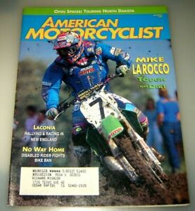 AMERICAN MOTORCYCLIST MAGAZINE, SEPTEMBER 1994