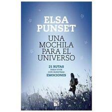 Una mochila para el universo (Spanish Edition)-ExLibrary