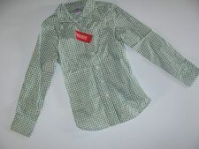 Gymboree Merry and Bright Girls Size 6 Button Top Shirt  NWT NEW