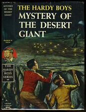 Hardy Boys: (#40) Mystery of the Desert Giant True First HB/DJ (1961) (1961A-1)