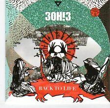 (EA682) 3Oh!3, Back To Life - 2013 DJ CD