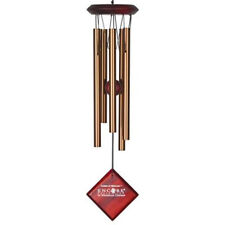 Woodstock Wind Chime Mercury Bronze SMALL Rust Proof Beautiful Sound Best eBay