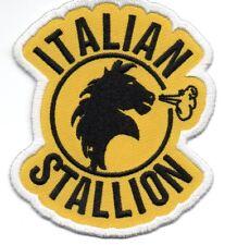 PARCHE ROCKY ITALIAN STALLION  10 CMS  PATCH