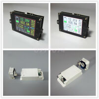Wireless Hall Coulomb Meter DC Voltage Current Capacity Panel Meter 120V 0-500A
