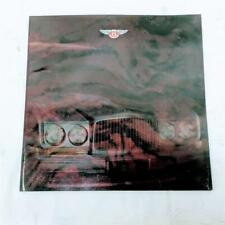 Bentley Brooklands Turbo R Continental Automobile Sales Brochure 1993 Used