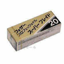 Feather PS-20 Artist Club 20 pcs Professional Super Blade Japan Import free ship