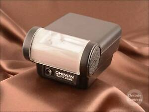 Chinon Auto S-280 Dedicated Flash Gun inc Manual - 733