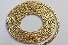Königskette 585 Gold, 44,40 gramm, 78 cm. Kein Bruch oder Zahngold