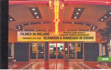 IRELAND PREMIUM BOOKLET : 2008 'Filmed in Ireland' complete SG SP10 MNH