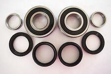 Rear Wheel Bearing & Seal For TOYOTA TUNDRA 00-06 / TACOMA 01-04 / 4RUNNER 01-02