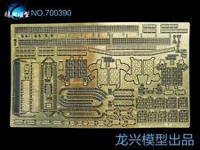 Ship Vessels Detail Update PE 1/700 390 Akagi IJN aircraft carrier free shipping
