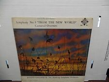 Symphony No.5 From the New World Carnaval Overture Telefunken 33rpm 081516DBE