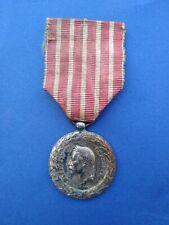Médaille Napoléon III empereur campagne d'Italie 1859