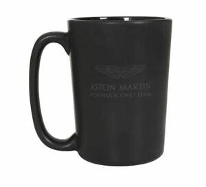 Aston Martin F1 Team Logo Coffee Mug