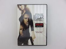 Prison Break: The Final Break (DVD, 2009) NEW Sealed