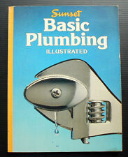 Basic Plumbing Illustrated DIY repair manual dishwasher toilet washing machine