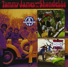 Tommy James & the Shondells - Hanky Panky/Mony Mony 2 ORIGINAL ALBUMS ON 1 CD