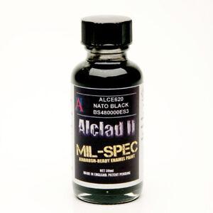 ALCLAD2, ALCE620 MIL-SPEC NATO BLACK (BS480000ES3)