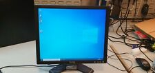 """17"""" DELL E176FPf LCD SCREEN MONITOR COMPLETE WITH CABLES"""