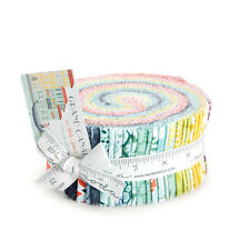 "Moda FABRIC Jelly Roll ~ GRAND CANAL ~ by Kate Spain  40 - 2.5"" strips"