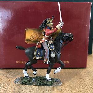 Britains: Boxed Set 36056 - 1st Dragoons Officer Charging. 54mm Metal Model