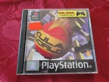 Kula World PlayStation1, Pal Version, OVP mit Anleitung, RAR Sammlerstück