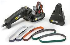 Knife & Tool Sharpener Flexible Abrasive Belts Precision Angle Sharpening