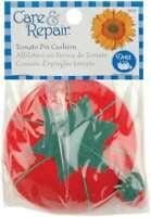 Tomato Pincushion W/Emery Sharpener   072879096354