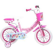 16 Zoll Disney Princess Kinderfahrrad Anfänger Fahrrad Stützräder