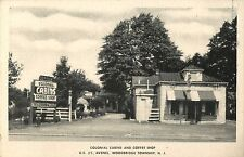Colonial Cabins & Coffee Shop, U.S. 1, Avenel, Woodbridge Township NJ