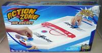 Action Zone Air Hockey Mini Tabletop Game Family Gift Arcade Travel Portable Toy