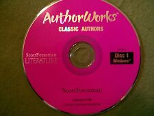 Scott Foresman Literature AuthorWorks Classic Authors Disc1 (Windows Only)