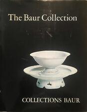 The Baur Collection, Geneva, Chinese Ceramics Volume One [Rare, numbered ed]