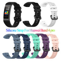 Armbänder Ersatz Armband Silikon Handgelenk Strap For Huawei Band 4 3 pro
