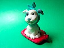 1990 Hallmark Hope You'Re Feeling Better Soon Puppy Get Well Merry Mini (462x)