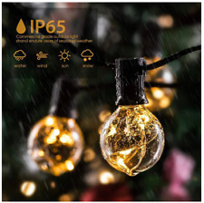 SOLAR POWERED LED OUTDOOR WATERPROOF STRING LIGHTS-BUY 2 FREE SHIPPING