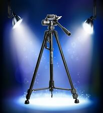 Fancier Tripod WT3730 Pan Head For Nikon Canon Sony Pentax DSLR Camera Camcorder