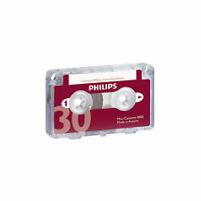 More details for philips mini cassette lfh0005 red