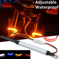 LED Motorcycle Turn Signal Front Fork Light Shock For Sportbike Cruiser  !! !!
