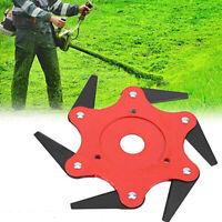Blade Manganese Steel Razor Mower Trimmer Head Cutter Blade For Garden Lawn New