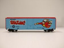 MARVEL COMICS, DC COMICS,  SHAZAM BILLBOARD CAR, HO SCALE